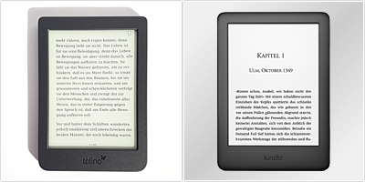Tolino Vs Kindle Welcher Ebook Reader Passt Zu Mir